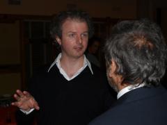 Il regista irlandese Richard Kelly: il suo film Paperman ha ottenuto il premio speciale Ordine degli Architetti di Novara e VCO