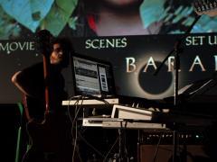 Dopo la premiazione, film con musica dal vivo. Consensi unanimi di pubblico e critica per la proposta di Progetto Kino, gruppo rock novarese.