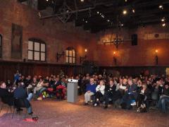 Franco Nero incontra il pubblico del NCF.