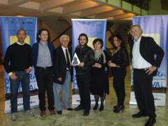 """Le giurie premiano Mario Piredda, vincitore sezione A con """"Io sono qui"""""""