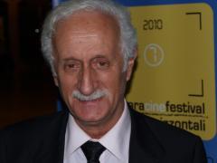 Il presidente della giuria A e B, Carlo Ausino