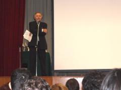 Il direttore artistico, Mario Tosi